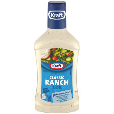 Kraft Classic Ranch Dressing 16 fl oz Bottle