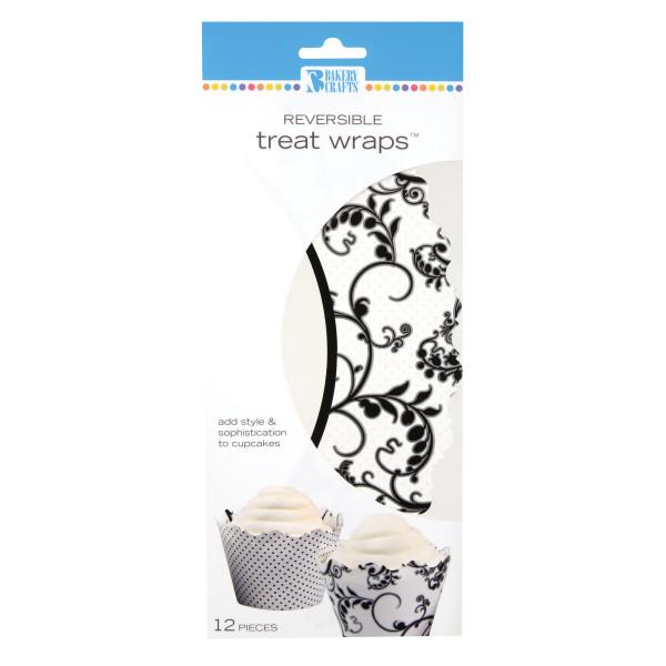 Black & White Reversible Treat Wraps®