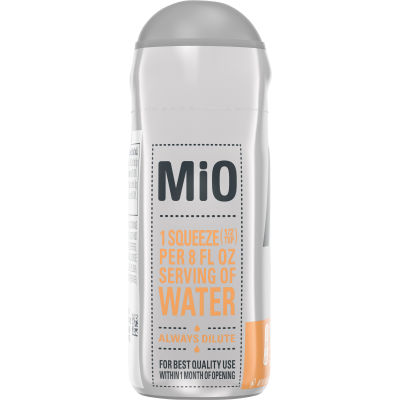 MiO Peach Mango Liquid Water Enhancer, 1.62 fl oz Bottle