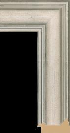 Cezanne Watergild Silver 2 7/8