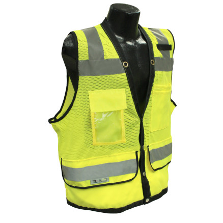 Radians SV59 Type R Class 2 Heavy Duty Surveyor Safety Vest
