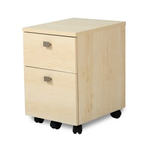 Interface - 2-Drawer Mobile File Cabinet