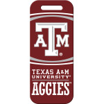 Texas A&M Aggies Large Luggage Quick-Tag