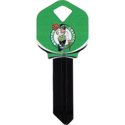 Kwikset/66 KW1 NBA Boston Celtics Key Blank
