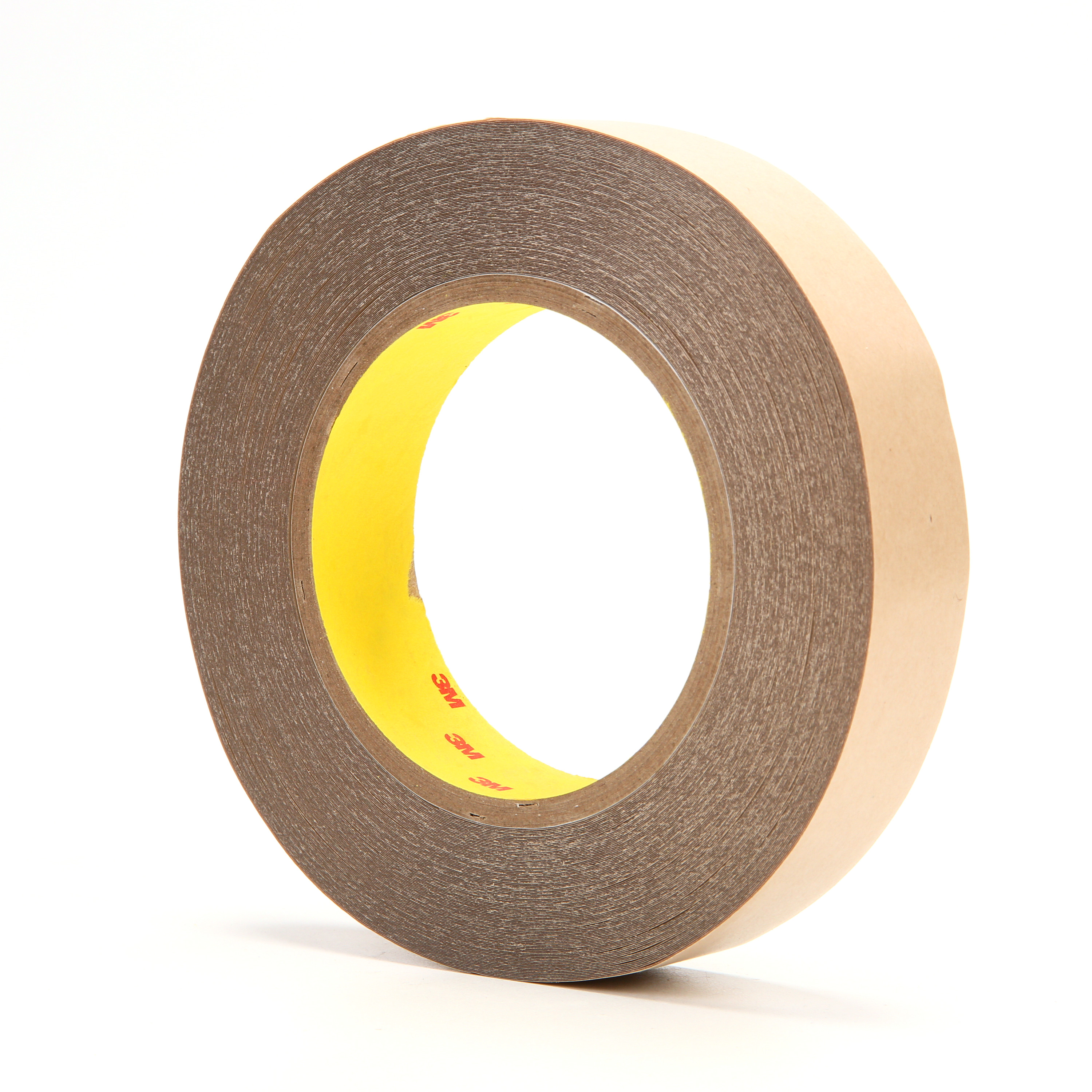 3M™ Double Coated Tape 9500PC, Clear, 1 in x 36 yd, 5.6 mil, 36 rolls per case