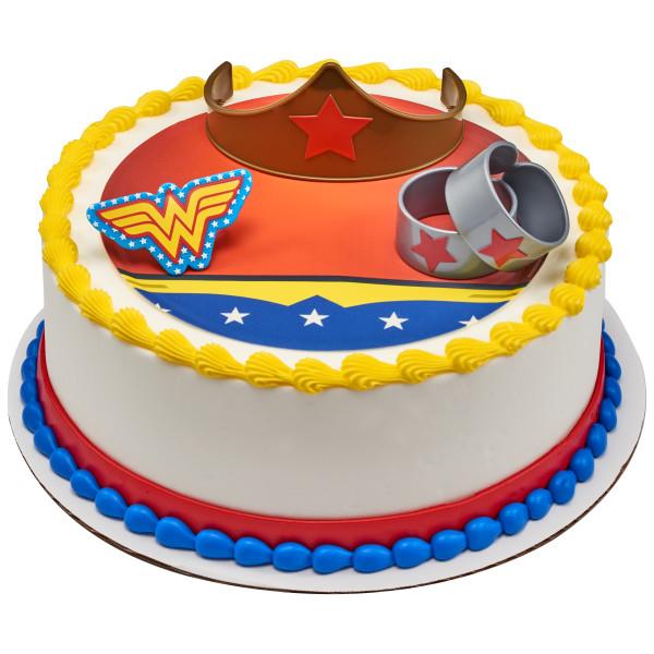 Wonder Woman™ Strength & Power DecoSet®