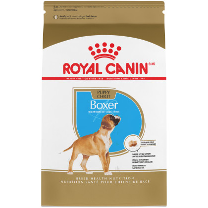 Boxer Puppy Dry Dog Food