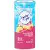 Crystal Light Raspberry Lemonade Drink Mix 6 count Canister