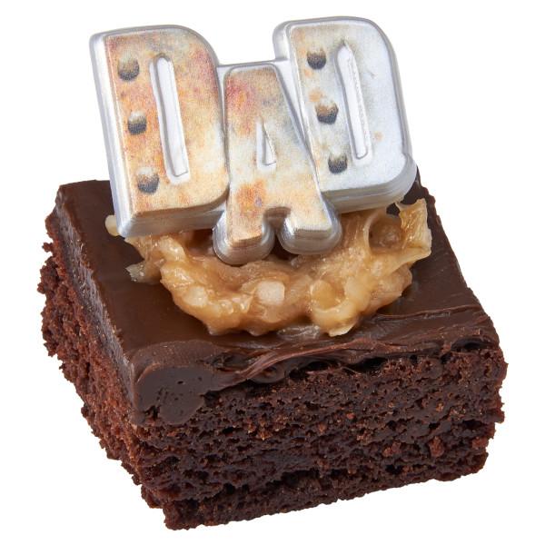 Metals Dad Cupcake Rings