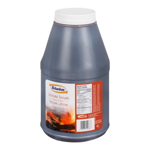 RICHARDSON Ultimate Teriyaki Glaze 4L 2
