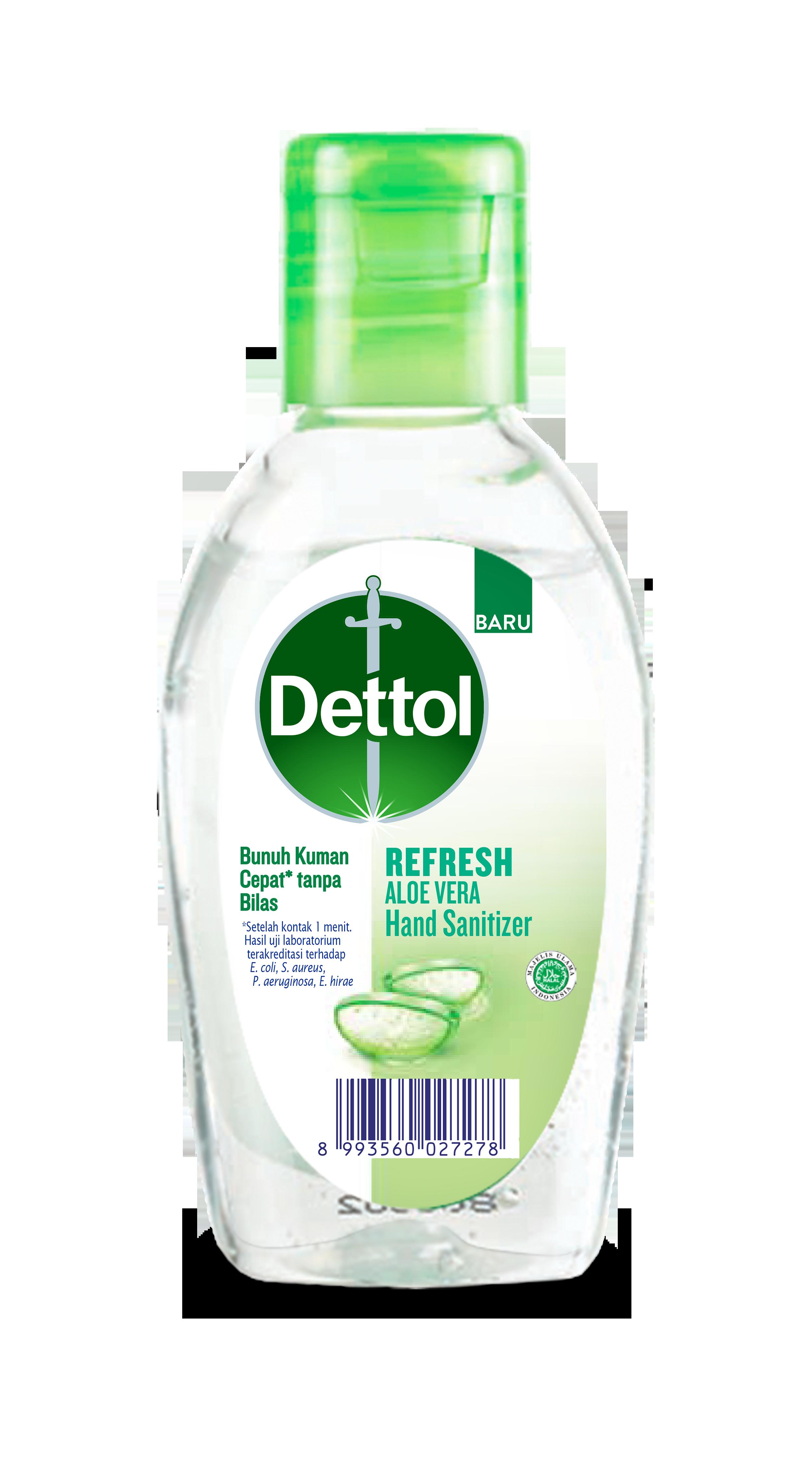 Dettol Instant Hand Sanitizer Refresh