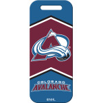 Colorado Avalanche Large Luggage Quick-Tag