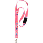 Hello Kitty Dollhouse Breakaway Lanyard