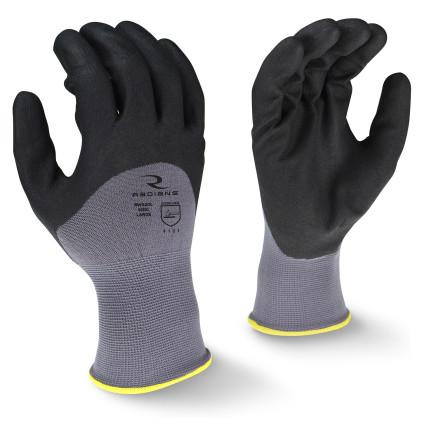 Radians RWG20 Micro Foam Nitrile ¾ Dipped Glove