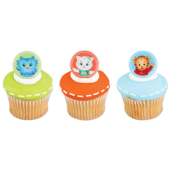 Daniel Tiger's Neighborhood® Best Buds Cupcake Rings
