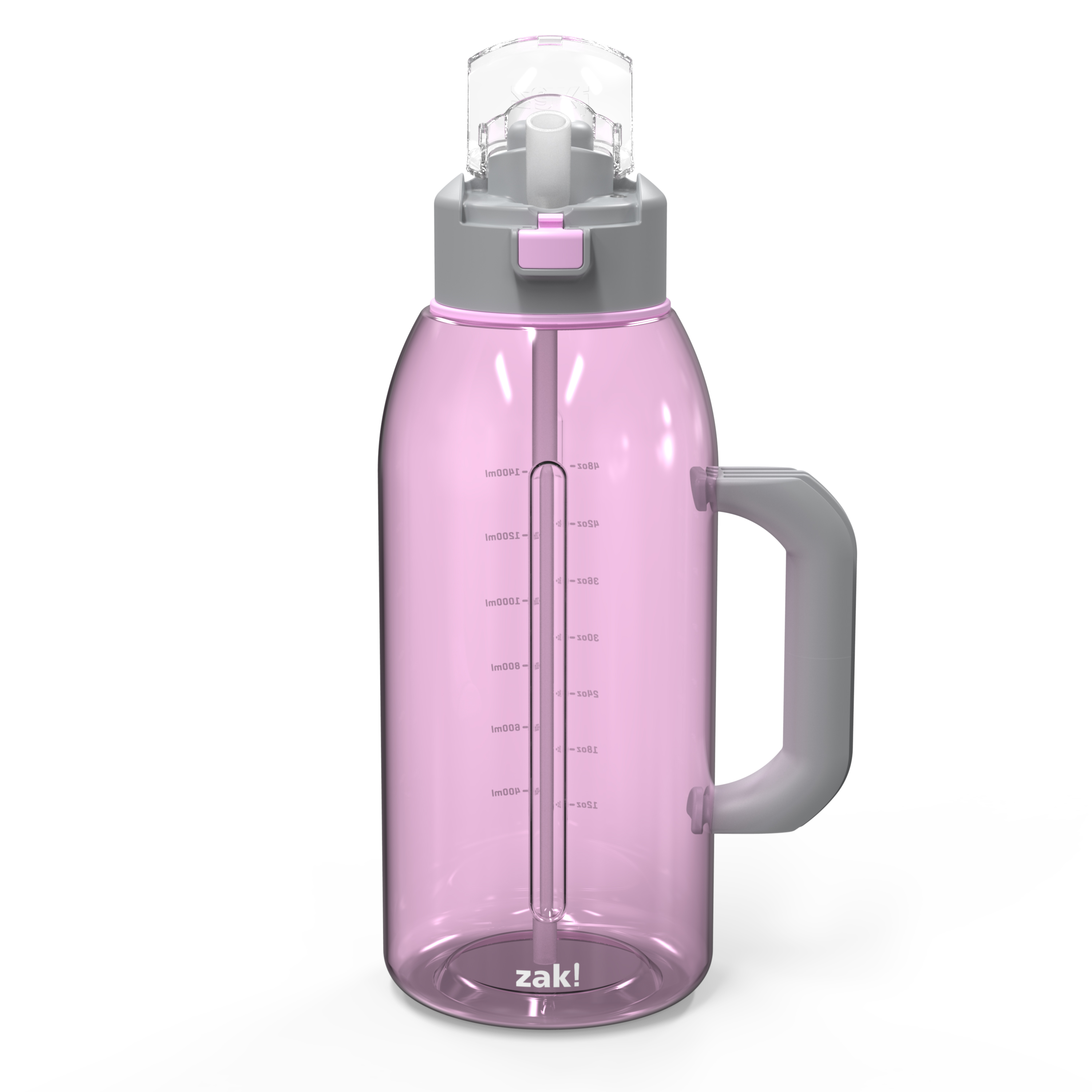 Genesis 64 ounce Water Bottle, Lilac slideshow image 6