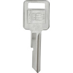 GM Brass Auto Key Blank B-50