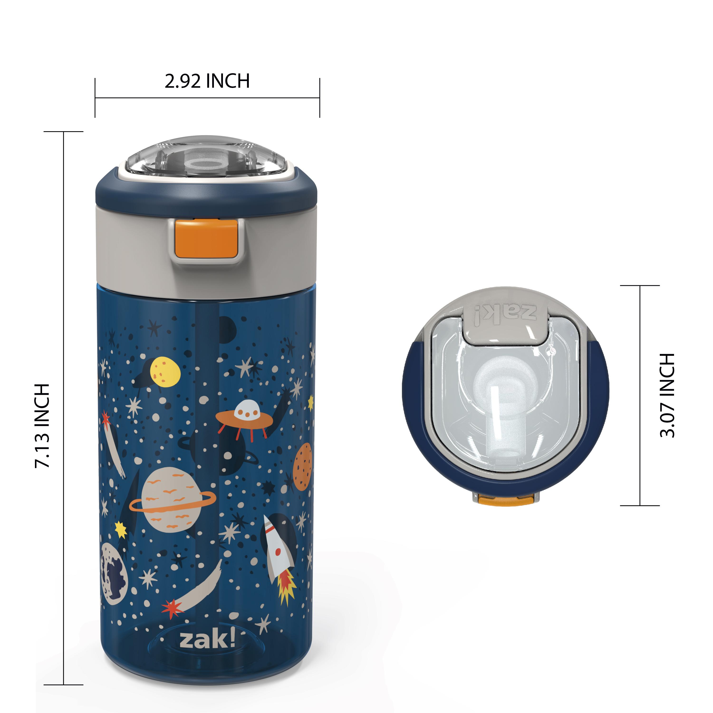 Genesis 18 ounce Water Bottles, Space, 2-piece set slideshow image 8