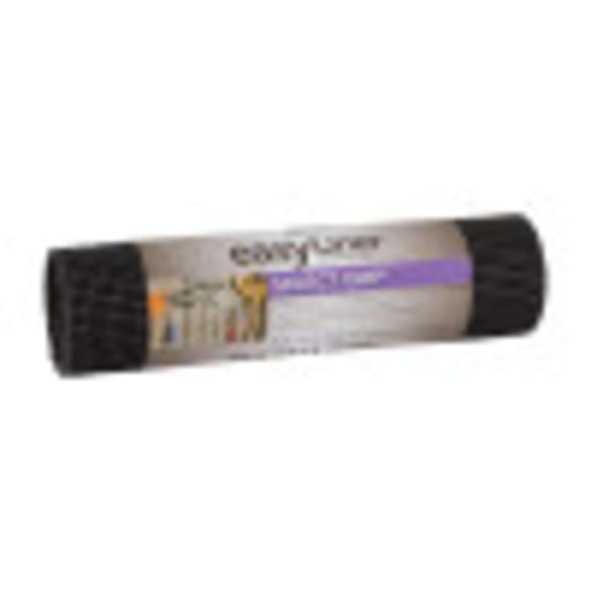 Select Grip™ Easy Liner® Brand Shelf Liner - Black, 12 in. x 10 ft. Image