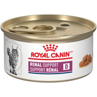 Féline SUPPORT RÉNAL D FINES TRANCHES EN SAUCE – nourriture en conserve pour chats