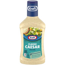 Kraft Classic Caesar Dressing 16 fl oz Bottle