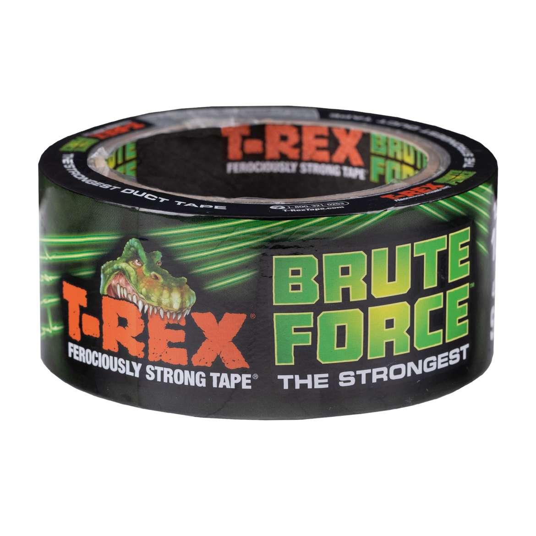 T-Rex® Brute Force® - Black, 1.88 in. x 10 yd.