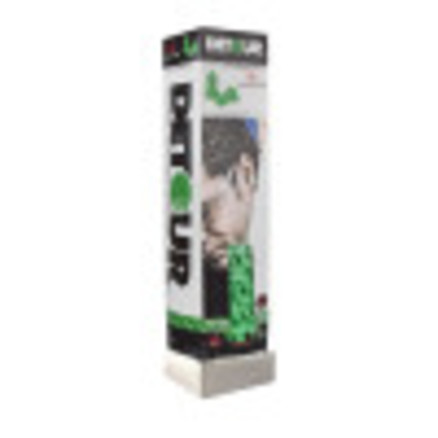 Radians Detour Foam Earplug 500 Pair Dispenser Box