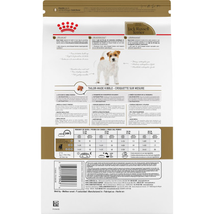 Jack Russell Terrier Adult Dry Dog Food