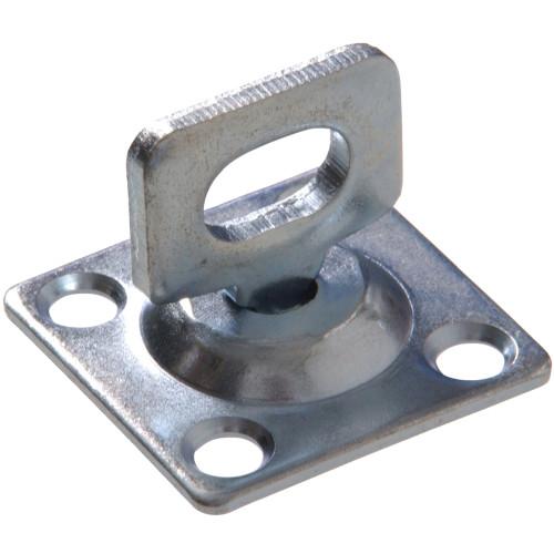 Hardware Essentials Zinc Plated Swivel Staples Safety Hasps