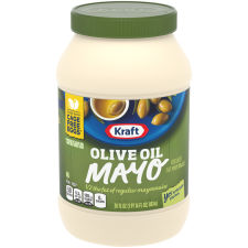 Kraft Olive Oil Mayo 30 fl oz Jar