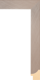 Linear Bronze 1 3/8