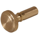 "Brass Extension Knob (#4-36 x 1"")"