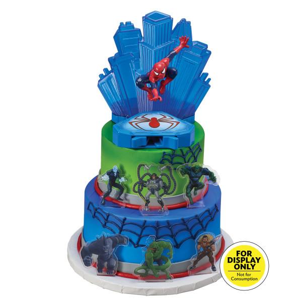Marvel S Spider Man Have No Fear Decodisplay 174 Cake Decopac