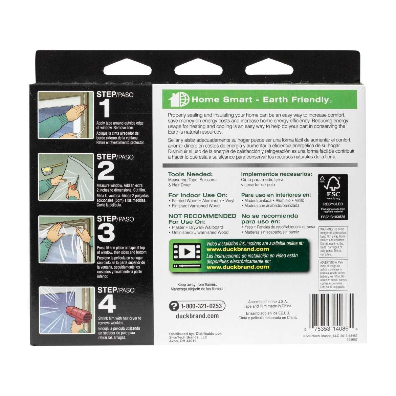 Max Strength Window Insulation Kit