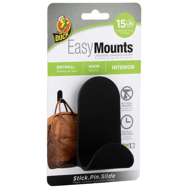 Duck® EasyMounts™ Interior Drywall J Hook Image