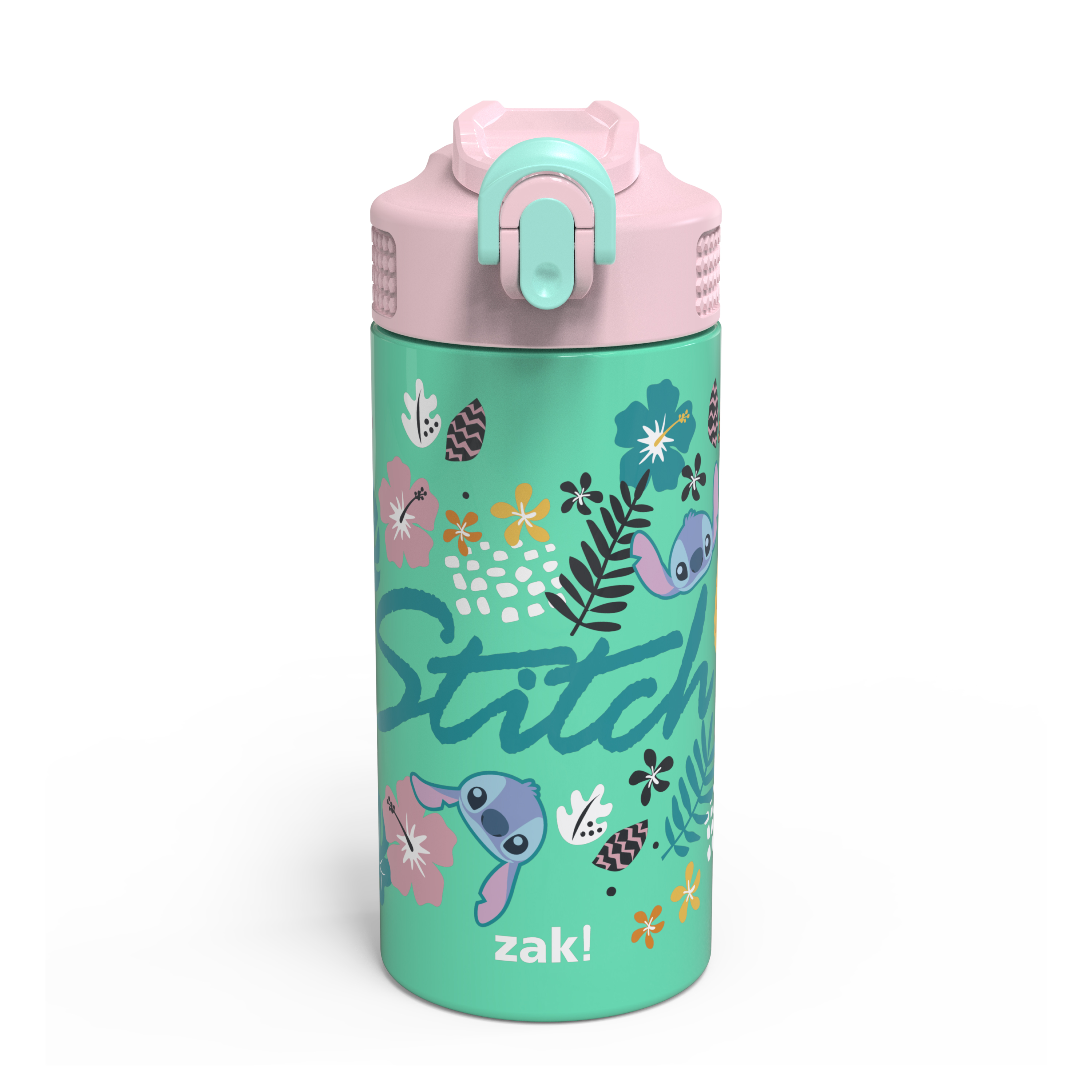 Disney 14 ounce Stainless Steel Vacuum Insulated Water Bottle, Lilo and Stitch slideshow image 1