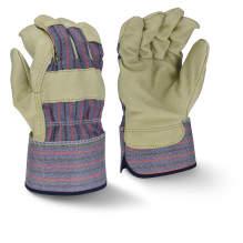 Radians RWG3840 Premium Grain Pigskin Leather Glove
