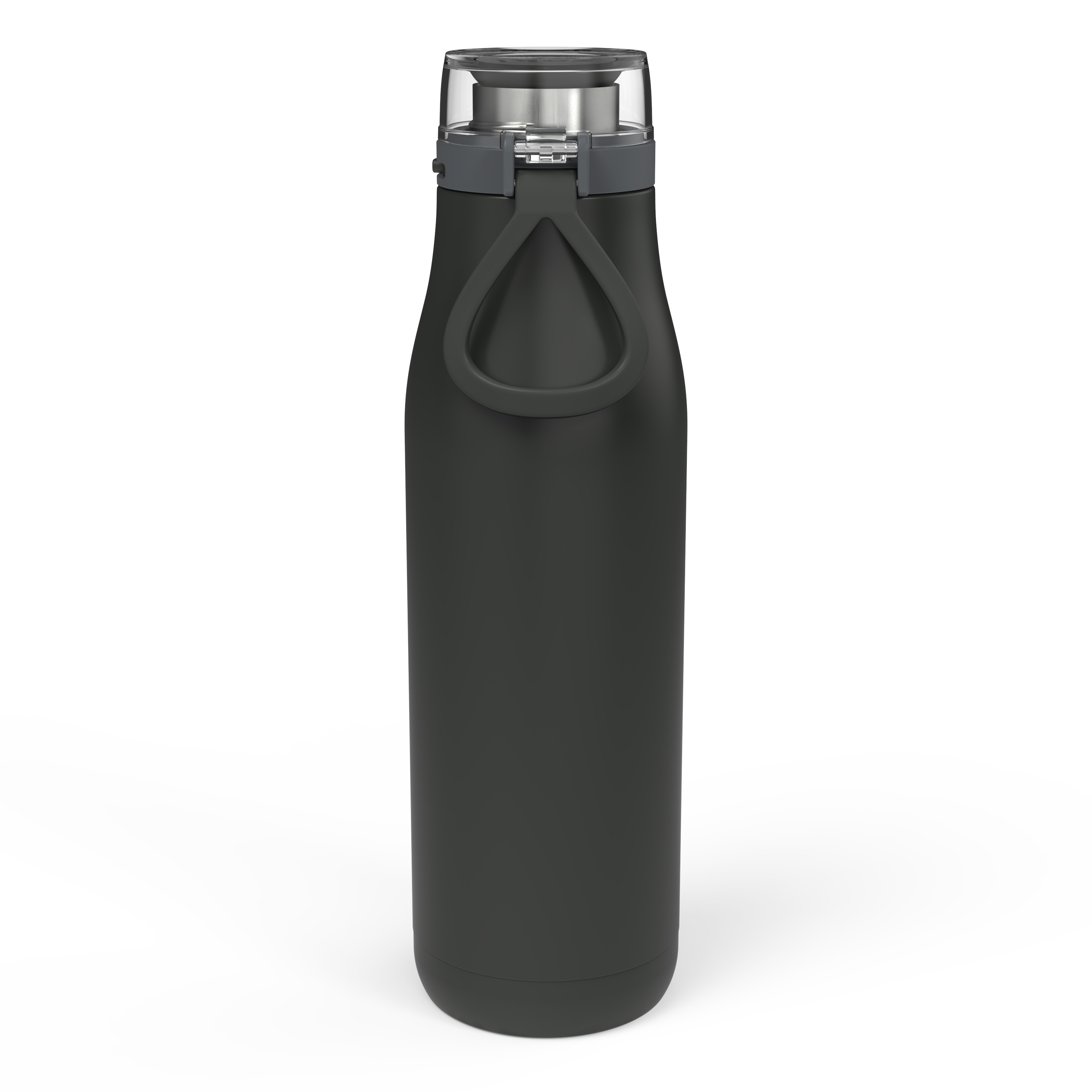 Kiona 29 ounce Vacuum Insulated Stainless Steel Tumbler, Charcoal slideshow image 4
