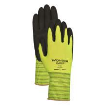 Bellingham Hi-Vis Extra Grip Natural Rubber Palm Glove