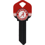 NCAA University of Alabama Key Blank
