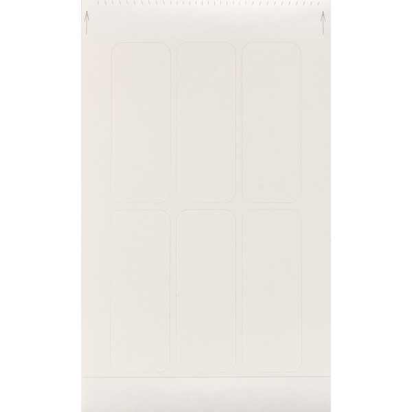 "Premium Edible Sheets, 5"" Bars PhotoCake® Edible Paper"