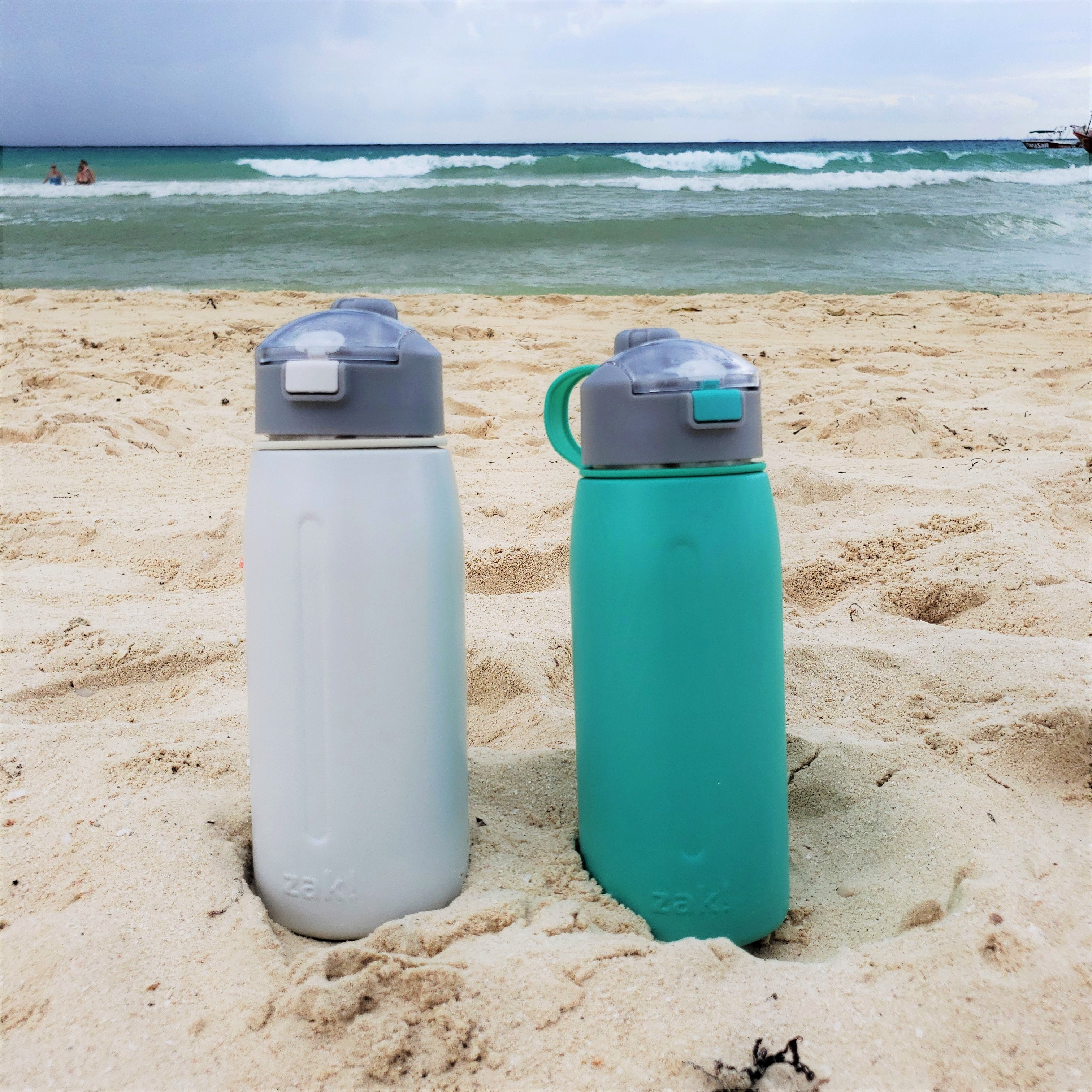 Genesis 24 ounce Vacuum Insulated Stainless Steel Tumbler, Gray slideshow image 10