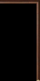 Intermezzo Fillet Dark Mahogany 3/8