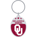 University of Oklahoma Key Ring
