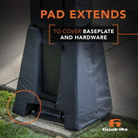 Deluxe Pole Pad thumbnail 4
