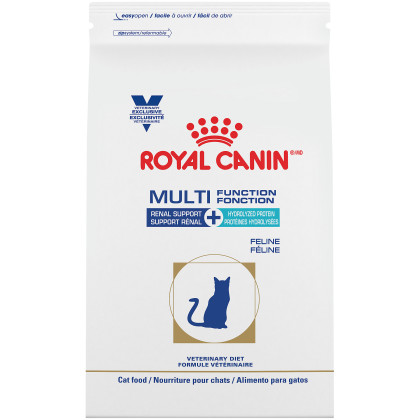 Royal Canin Veterinary Diet Feline Multifunction Renal Support + Hydrolyzed Protein Dry Cat Food