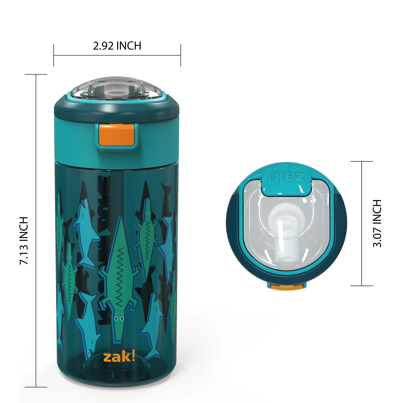 Genesis 18 ounce Water Bottles, Underwater, 2-piece set slideshow image 11