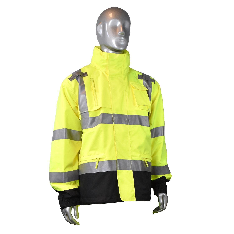 Radians RW32 Heavy Duty Rip Stop Waterproof Rainwear