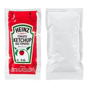 HEINZ Ketchup Single Serve 8ml 1000 image