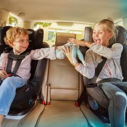 5-in-1 Convertible Car Seat